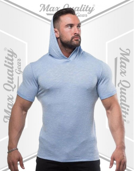 CLASSIC SUMMER T-SHIRT HOODIE STYLE
