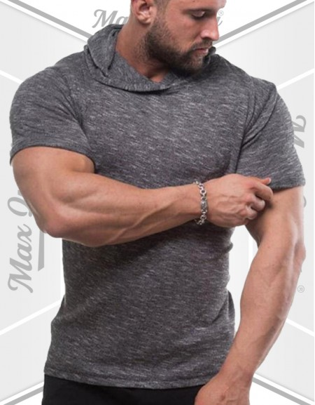 MAX QUALITY SUMMER T-SHIRT HOODIE STYLE