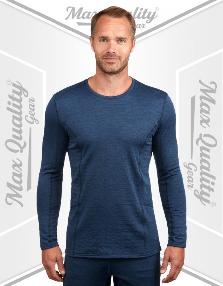 MEN'S JOGGING FULL SLEEVE ROUND NECK T-SHIRT