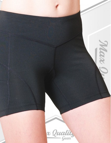LADIES FITNESS GYM SHORT