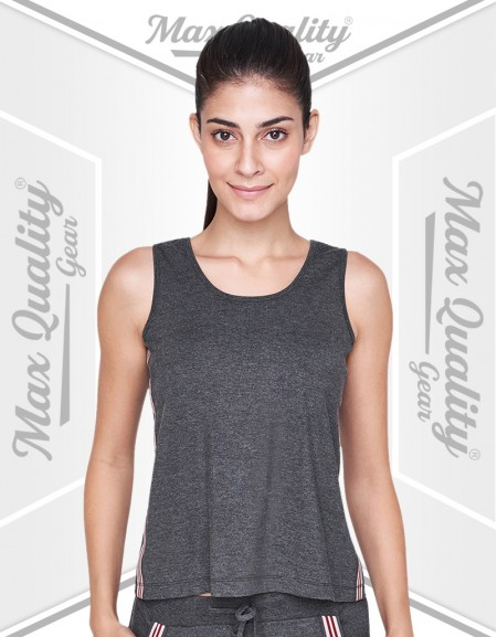 LADIES TANK TOP FLAT ICON