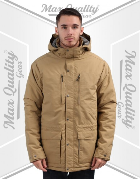 PARKA & COACH JACKET