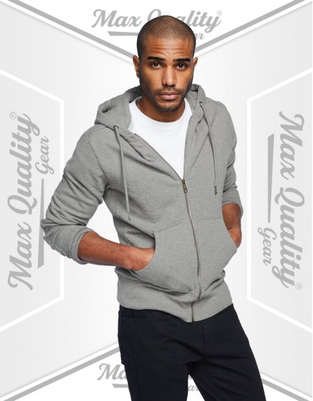 IDENTIC MEN ZIPPER HOODIE