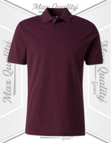 SUMMER CASUAL MEN'S POLO SHIRT