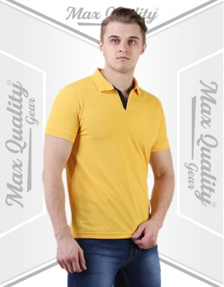 MAX MEN'S SLIM FIT POLO SHIRT
