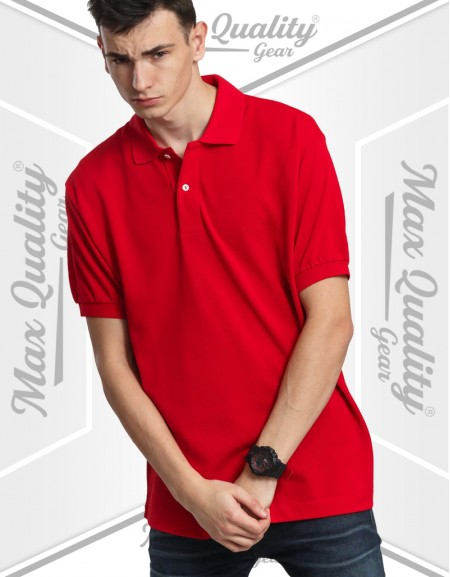 MAX BEST GOLF MEN'S POLO SHIRT