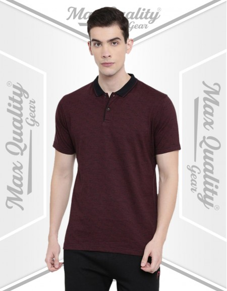 MAX UNIQUE MEN'S POLO SHIRT