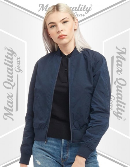 LADIES OUTFITTER BOMBER JACKET