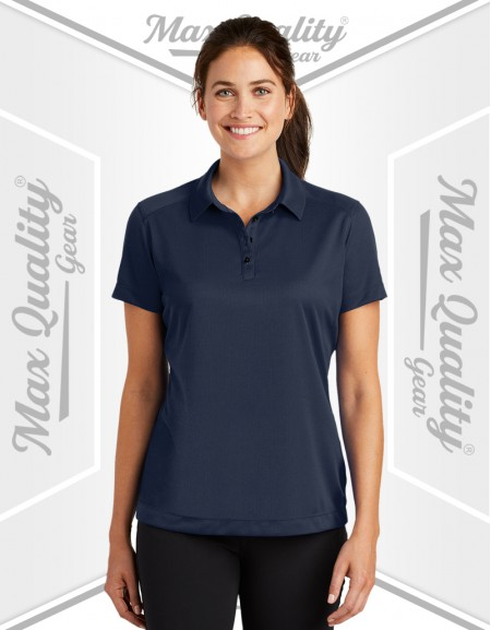 HIGH-QUALITY CUSTOMIZED WOMEN'S POLO SHIRT
