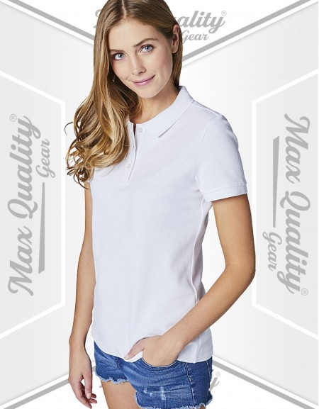 GOOD QUALITY WOMEN COTTON POLO SHIRT