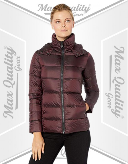 CLASSIC PRO LADIES PUFFER JACKET