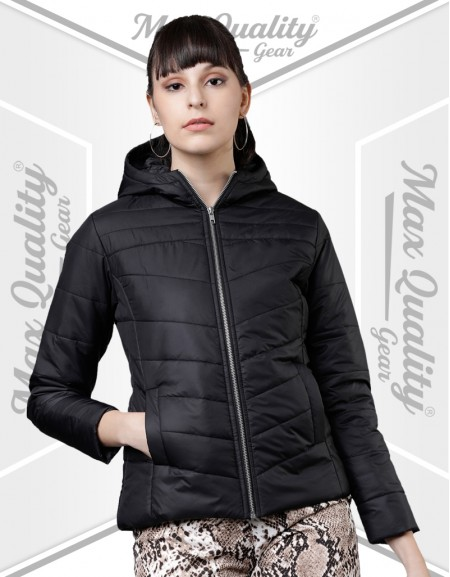 ARMANI EXCHANGE WOMEN PUFFER JACKET