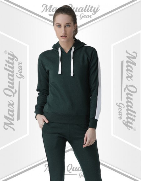 WOMEN FITNESS EXERCISE TRACKSUIT