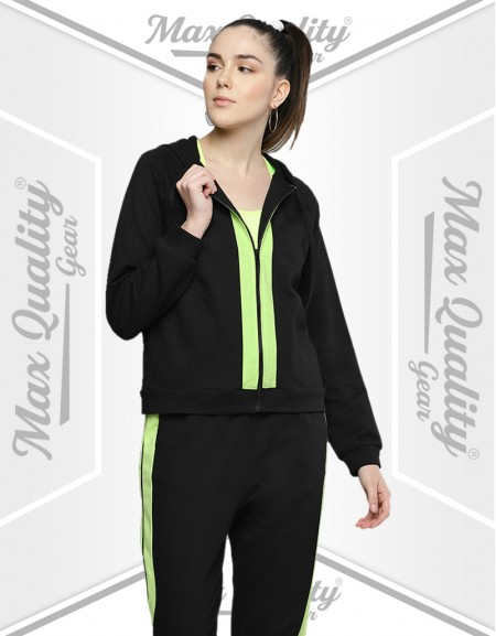 FASHION STREET WOMEN CASUAL TRACKSUIT